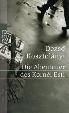 Die Abenteuer des Kornél Esti - Kosztolanyi, Dezsö