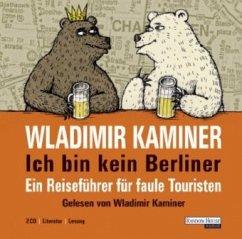 Ich bin kein Berliner, 2 Audio-CDs