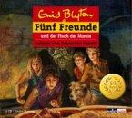 Fünf Freunde und der Fluch der Mumie / Fünf Freunde (2 Audio-CDs)