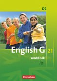 English G 21 D2: 6. Schuljahr. Workbook mit CD