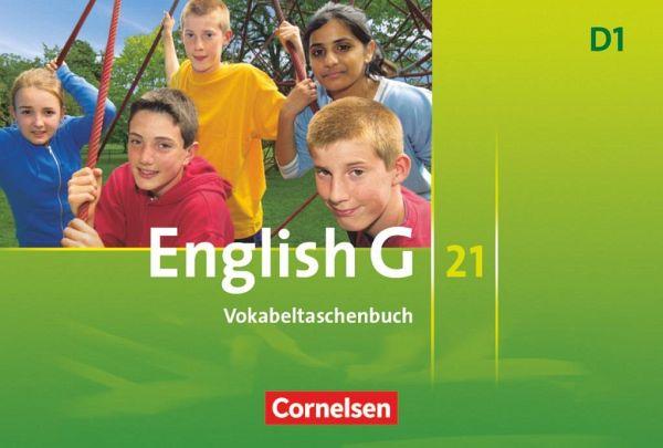 English G 21. Ausgabe D 1. Vokabeltaschenbuch Bd.1 - Tröger, Uwe