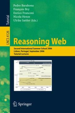 Reasoning Web - Barahona, Pedro / Bry, François / Franconi, Enrico / Henze, Nicola / Sattler, Ulrike