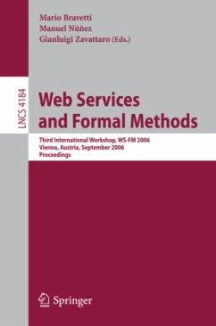 Web Services and Formal Methods - Bravetti, Mario / Núñez, Manuel / Zavattaro, Gianluigi (eds.)