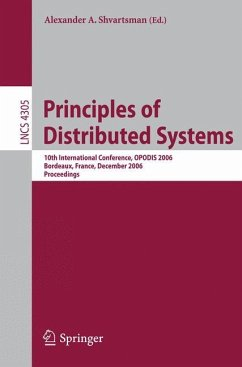 Principles of Distributed Systems - Shvartsman, Alexander A. (ed.)