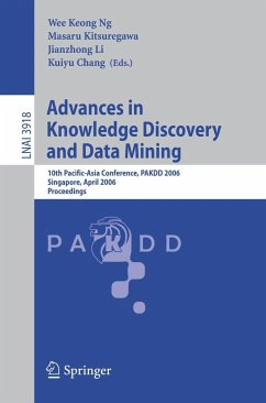 Advances in Knowledge Discovery and Data Mining - Ng