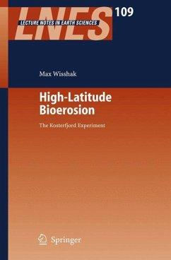 High-Latitude Bioerosion: The Kosterfjord Experiment - Wisshak, Max