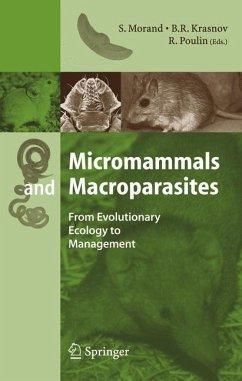 Micromammals and Macroparasites - Morand, Serge / Krasnov, Boris R. / Poulin, Robert (eds.)