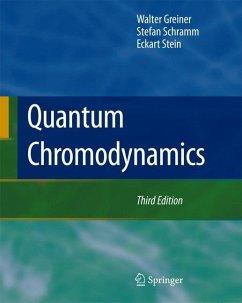 Quantum Chromodynamics - Greiner, Walter;Schramm, Stefan;Stein, Eckart
