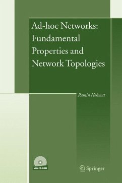 Ad-hoc Networks: Fundamental Properties and Network Topologies - Hekmat, Ramin