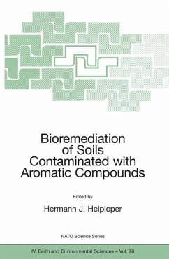 Bioremediation of Soils Contaminated with Aromatic Compounds - Heipieper, Hermann J. (ed.)