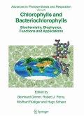 Chlorophylls and Bacteriochlorophylls