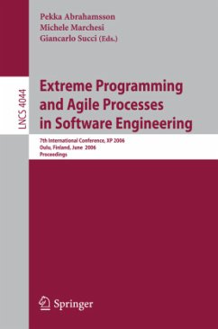 Extreme Programming and Agile Processes in Software Engineering - Abrahamsson, Pekka / Marchesi, Michele / Succi, Giancarlo (eds.)