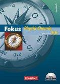 Fokus Physik/Chemie - Gymnasium - Ausgabe N 5./6. Schuljahr. Schülerbuch mit DVD-ROM