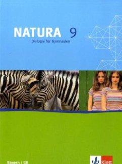 Natura Biologie für Gymnasien. 9. Schuljahr. Sc...