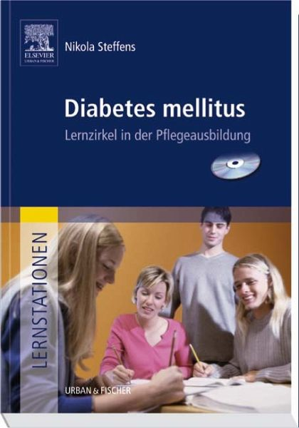 Diabetes mellitus, m. CD-ROM - Steffens, Nikola