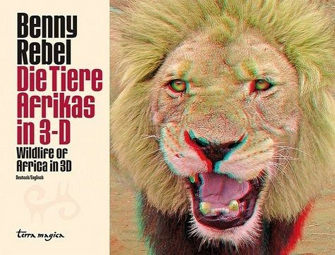 Die Tiere Afrikas in 3-D - Rebel, Benny