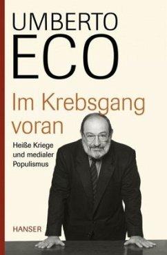 Im Krebsgang voran - Eco, Umberto