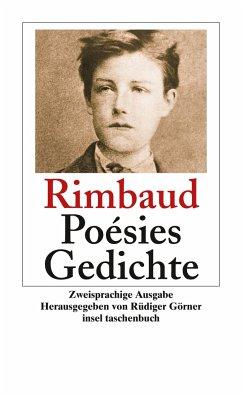 Poésies. Gedichte - Rimbaud, Arthur