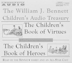 William J Bennett Children's Audio Treasury Cassette - Bennett, William J. Bennett, Keith