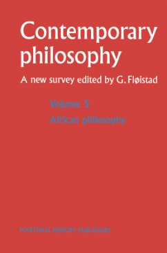 African Philosophy (Contemporary Philosophy: A New Survey (5), Band 5)