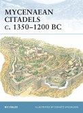 Mycenaean Citadels C. 1350 1200 BC
