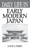 Daily Life in Early Modern Japan