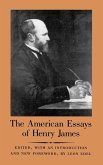 The American Essays of Henry James