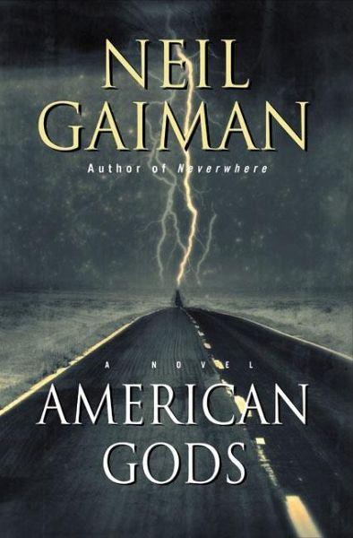 American Gods Buch
