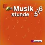 Die Musikstunde 5/6. Hörbeispiele. Alle Länder außer Bayern und Baden-Württemberg. 4 CDs