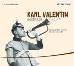Karl Valentin und die Musik, Audio-CD