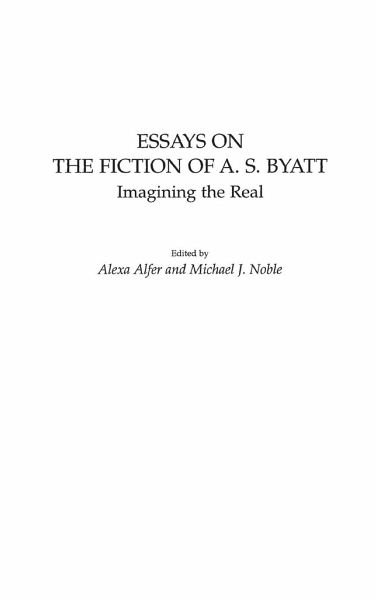 a.s. byatt essays on the short fiction A s byatt aka antonia susan drabble born: passions of the mind: selected writings (1991, essays) angels & insects (1992) portraits in fiction.