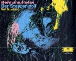 Der Steppenwolf, 6 Audio-CDs - Hesse, Hermann