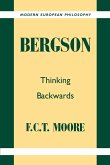 Bergson: Thinking Backwards