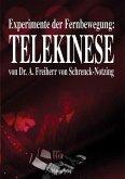 Experimente der Fernbewegung - Telekinese