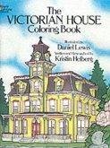 The Victorian House Colouring Book