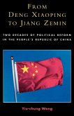 From Deng Xiaoping to Jiang Zemin