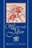 Warrior Rule in Japan