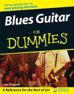 Blues Guitar For Dummies - Chappell, Jon