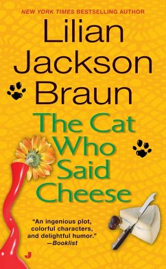 The Cat Who Said Cheese - Braun, Lilian Jackson