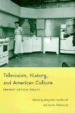 Television, History, and American Culture: Feminist Critical Essays