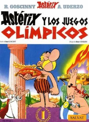 Astérix y los juegos olímpicos