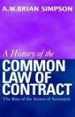 A History of the Common Law of Contract: Volume I