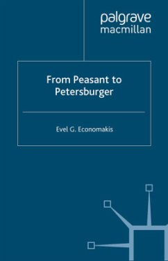 From Peasant to Petersburger - Economakis, E.