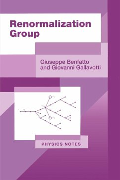 Renormalization Group - Benfatto, Giuseppe Gallavotti, Giovanni