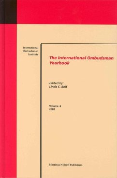 The International Ombudsman Yearbook, Volume 6 (2002) - Reif, Linda C. (ed.)