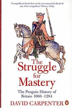 The Penguin History of Britain: The Struggle for Mastery - Carpenter, David