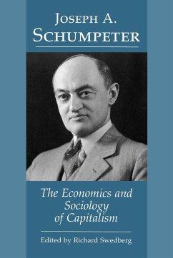 Joseph A. Schumpeter - Swedberg, Richard (ed.)
