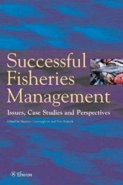 Successful Fisheries Management: Issues, Case Studies and Perspectives - Herausgeber: Cunningham, Stephen Bostock, Tim