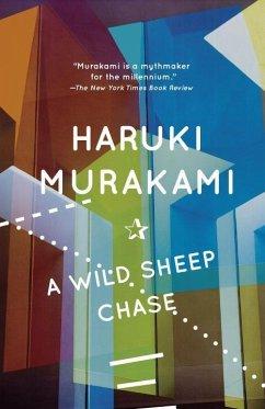 A Wild Sheep Chase - Murakami, Haruki