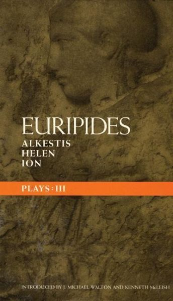 an analysis of the play ion by euripides The bacchae by euripides  next play in mourning as a tribute euripides was the third of the classic greek playwrights  euripides' surviving plays: alcestis ion.